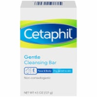 Cetaphil Gentle Cleansing Bar - 4.5 oz