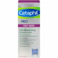 Cetaphil Pro Oily Skin Oil Absorbing Moisturizer with Sunscreen SPF 30