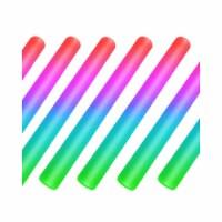 Blinkee Foam192Case Foam Cheer Stick with Lights, Multi Color - Case of 192 - 1