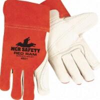 Mcr Safety Welding Gloves,MIG, TIG,2XL/11,PK12  4921XXL - 1