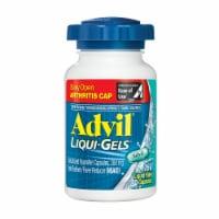 Advil Liqui-Gels Pain Reliever/Fever Reducer Liquid Filled Capsules 200mg - 160 ct