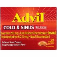 Advil Cold & Sinus Relief