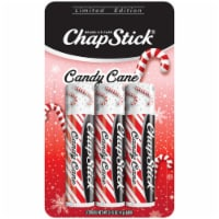Chapstick Holiday Collection Candy Cane Lip Balm Tripack