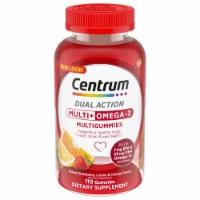 Centrum Health & Omega Multigummies - 110 ct