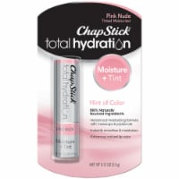 ChapStick Total Hydration Moisture + Tint Pink Nude Lip Balm