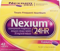 Nexium 24-Hour Delayed Release Acid Reducer Tablets