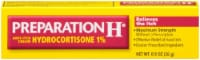 Preparation H Anti-Itch Hemorrhoid Treatment Cream with Hydrocortisone 1%