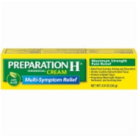 Preparation H Maximum Strength Multi-Symptom Relief Cream