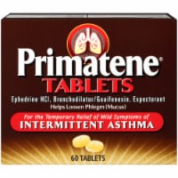 Primatene Bronchial Asthma Relief Tablets