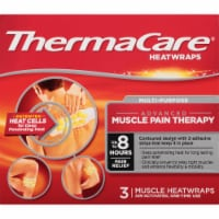 ThermaCare Multi-Purpose Advanced Muscle Pain Therapy Heatwraps