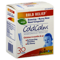 Boiron Children's Cold Calm Cold Relief Doses