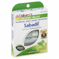 Boiron Children Sabadil Pellets