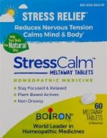 Boiron StressCalm™ Meltaway Tablets - 60 ct