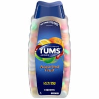 Tums Assorted Fruit Antacid Chewable Tablets