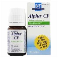 Boericke & Tafel Alpha CF Cold & Flu