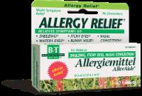 Boericke & Tafel Allergiemittel AllerAide Allergy Relief Tablets