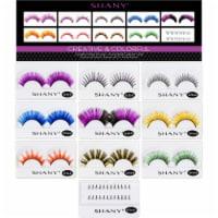 SHANY- Color Frenzy - False Eyelash Set - 1 Each