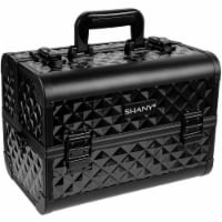 SHANY Fantasy Collection Makeup Train Case - Black - 1 Each