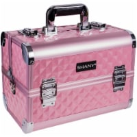 SHANY Fantasy Collection Makeup Train Case - Pink - 1 Each