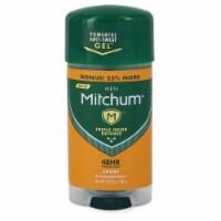 Mitchum Sport Clear Gel Antiperspirant Deodorant - 2.82 Oz