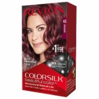 Revlon Colorsilk Beautiful Color 48 Burgundy Hair Color Kit