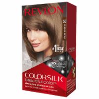 Revlon Colorsilk 50 Light Ash Brown Hair Color