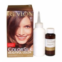 Revlon Colorsilk Light Brown 51 Hair Color