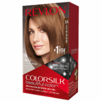 Revlon Colorsilk 54 Light Golden Brown Hair Color