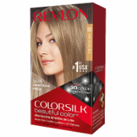 Revlon Colorsilk 60 Dark Ash Blonde Hair Color