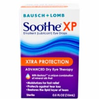 Bausch & Lomb Soothe Extra Protection Dry Eye Therapy Lubricant Eye Drops