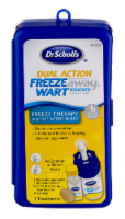 Dr. Scholl's Dual Action Freeze Away Treatment Kit