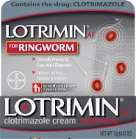 Lotrimin for Ringworm AntiFungal Cream