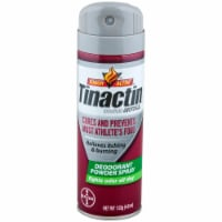 Tinactin Toinaftate Deodorant Antifungal Powder Spray