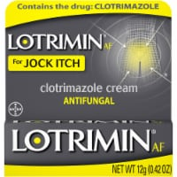 Lotrimin AF for Jock Itch Antifungal Clotrimazole Cream
