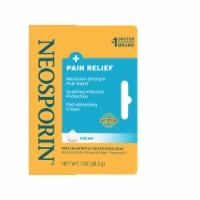 Neosporin Infection Protection and Max Pain Relief Cream