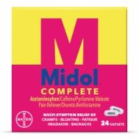 Midol Complete Multi-Symptom Relief Caplets