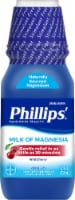 Phillips' Milk of Magnesia Wild Cherry Flavor Liquid