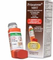 Primatene MIST Epinephrine Aerosol 0.125mg Inhalation - 0.41 oz