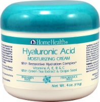 Home Health  Hyaluronic Acid Moisturizing Cream Fragrance Free