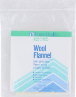 Home Health Small Wool Flannel 12 x 18 in