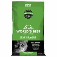 World's Best Clumping Formula Cat Litter