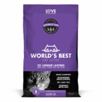 World's Best Multi Cat Lavender Clumping Litter Formula