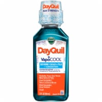 DayQuil Severe VapoCOOL Cold & Flu Relief Liquid