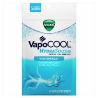 Kroger - Vicks Day FluTherapy Severe Cold & Flu Honey Lemon Flavor Hot  Drink Packets, 6 ct