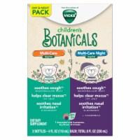 Vicks Botanicals Children's Multi-Care Dietary Supplement Combo