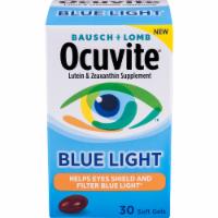 Bausch & Lomb Ocuvite Blue Light Soft Gels