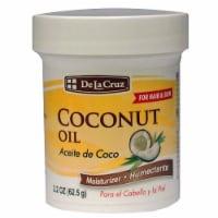 De La Cruz Coconut Oil Moisturizer - 2.2 oz