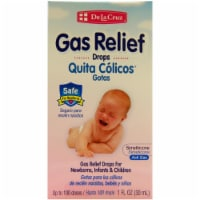 De La Cruz Gas Relief Drops