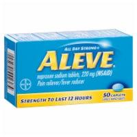 Aleve Caplets 220 mg