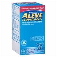 Aleve Arthritis Naproxen Sodium Liqui-Gels 220mg